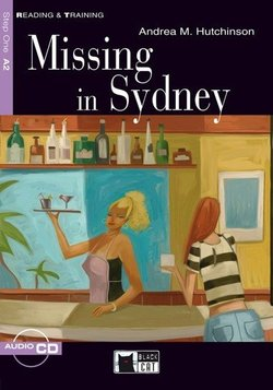 BCRT1 Missing In Sydney Book with Audio CD - Andrea Hutchinson - 9788853005359