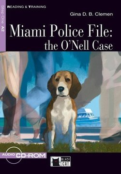 BCRT1 Miami Police File: The O'Nell Case Book with Audio CD / CD-ROM - Gina D B Clemen - 9788853006042