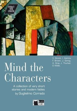 BCIL Mind The Characters with Audio CD - Collective - 9788853006547