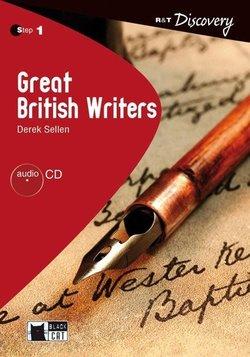BCRT1 Discovery - Great British Writers Book with Audio CD - Derek Sellen - 9788853009524