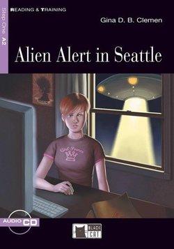 BCRT1 Alien Alert In Seattle Book with Audio CD - Gina D B Clemen - 9788853009586