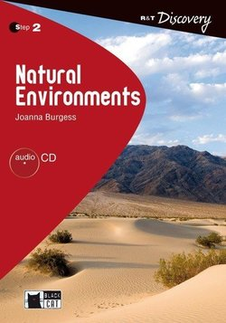 BCRT2 Discovery - Natural Environments Book with Audio CD - Joanna Burgess - 9788853009944