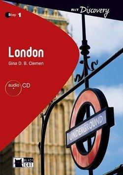BCRT1 London with Audio CD - Gina D B Clemen - 9788853010216