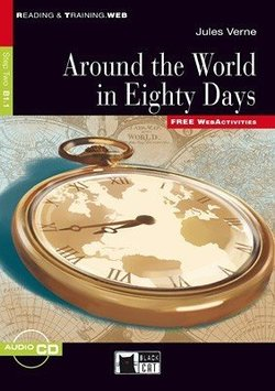 BCRT2 Around the World in Eighty Days with CD-ROM - Jules Verne - 9788853010995