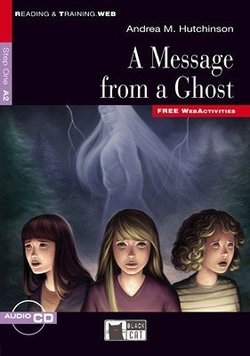 BCRT1 A Message from a Ghost with Audio CD - Andrea Hutchinson - 9788853012067