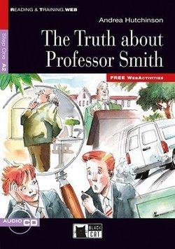 BCRT1 The Truth About Professor Smith with Audio CD - Andrea Hutchinson - 9788853013262