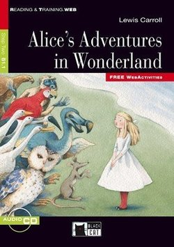 BCRT2 Alice's Adventures In Wonderland with Audio CD (New Edition) - Lewis Carroll - 9788853013279