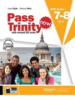Pass Trinity Now GESE 7 - 8 ISE II Student's Book with Audio CD -  - 9788853015921