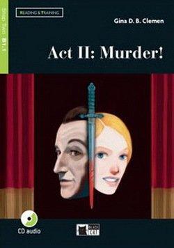 BCRT2 Act II: Murder! with Audio CD - Gina D B Clemen - 9788853016331