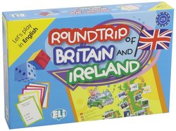 Roundtrip of Britain and Ireland (Board Game) -  - 9788853604637