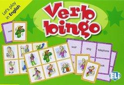 Verb Bingo (Game) -  - 9788853611758