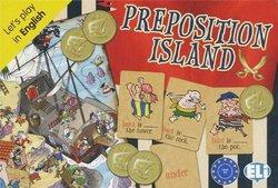 Preposition Island (Board Game) -  - 9788853613622