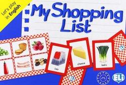 My Shopping List (Card Game) - Kryukova