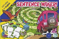 Sentence Maker (Card Game) - Davenport