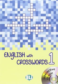English with Crosswords Book 1 (Beginner) with Interactive CD-ROM -  - 9788853619099