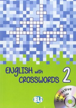 English with Crosswords Book 2 (Intermediate) with Interactive CD-ROM -  - 9788853619105