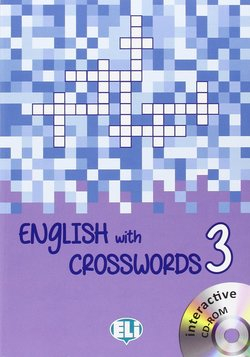 English with Crosswords Book 3 (Advanced) with Interactive CD-ROM -  - 9788853619112