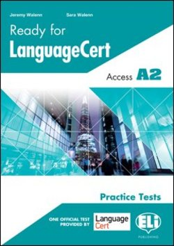 Ready for LanguageCert Access A2 Practice Tests Student's Book - Jeremy Walenn - 9788853626714