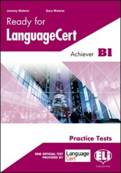 Ready for LanguageCert Achiever B1 Practice Tests Student's Book -  - 9788853626721