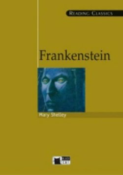 BCRC Frankenstein Book with Audio CD - Mary Shelley - 9788877541208