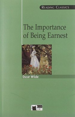 BCRC The Importance of Being Earnest Book with Audio CD - Oscar Wilde - 9788877541260