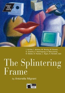BCIL The Splintering Frame Book with Audio CD - Collective - 9788877543363