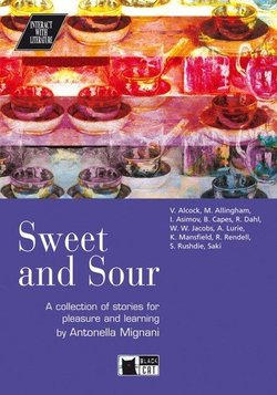 BCIL Sweet and Sour Book with Audio CD - Collective - 9788877545411