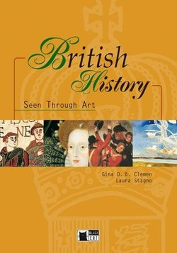 BCEW1 British History Seen Through Art Book with Audio CD -  - 9788877546180