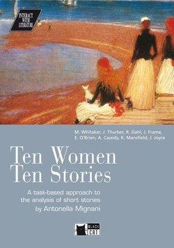 BCIL Ten Women Ten Stories Book with Audio CD - Collective - 9788877547491