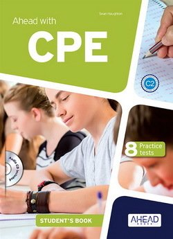 Ahead with CPE 8 Practice Tests Student's Book with MP3 Audio CD -  - 9788898433674