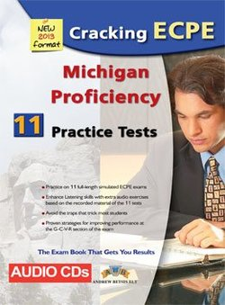 Cracking the Michigan ECPE - 11 Practice Tests Audio CDs -  - 9789604132782