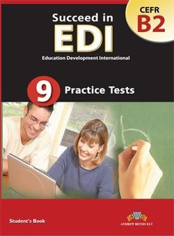 Succeed in EDI B2 (JETSET 5) Practice Tests Student's Book -  - 9789604133895