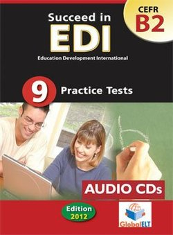 Succeed in EDI B2 (JETSET 5) Practice Tests Audio CDs -  - 9789604133918