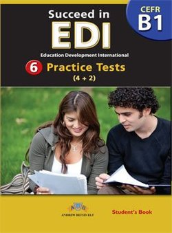 Succeed in EDI B1 (JETSET 4) Practice Tests Student's Book -  - 9789604134113