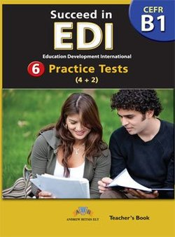 Succeed in EDI B1 (JETSET 4) Practice Tests Teacher's Book -  - 9789604134120