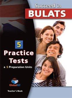 Succeed in BULATS 5 Practice Tests Teacher's Book -  - 9789604134571