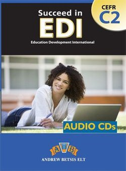 Succeed in EDI C2 (JETSET 7) Practice Tests Audio CDs -  - 9789604135417
