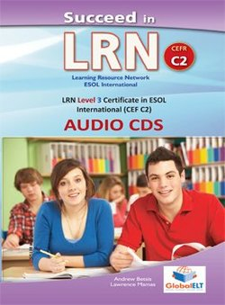 Succeed in LRN - ESOL International Level 3 (C2) Practice Tests Audio CDs - Betsis