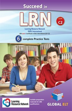Succeed in LRN - ESOL International Level 3 (C2) Practice Tests Student's book - Betsis