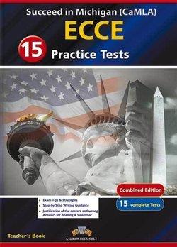 Succeed in Michigan ECCE - 15 Practice Tests Teacher's Book (Tests 1-15) -  - 9789604139620