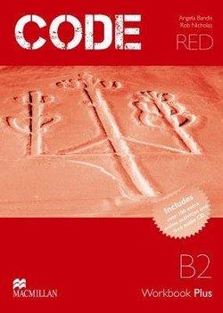 Code Red B2 Workbook with Macmillan Practice Online & CD -  - 9789604473144