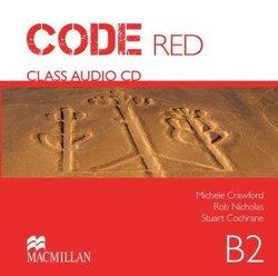 Code Red B2 Class Audio CDs (2) - Michele Crawford - 9789604473199