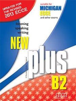 New Plus B2 ECCE Michigan Student's Book -  - 9789605091842
