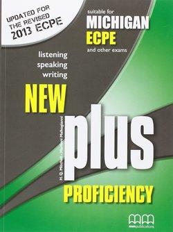 New Plus Michigan Proficiency ECPE Student's Book -  - 9789605731908