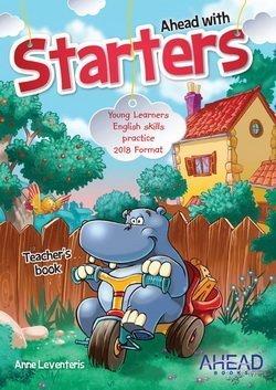 Ahead with Starters (2018 Exam) Teacher's Book with Audio CD - Leventeris