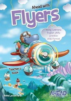 Ahead with Flyers (2018 Exam) Teacher's Book with Audio CD - Leventeris