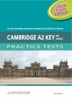 Cambridge A2 Key for Schools (KET4S) Practice Tests (2020 Exam) Student's Book -  - 9789925314164
