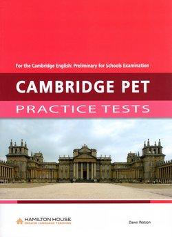 Cambridge PET for Schools (PET4S) Practice Tests Student's Book -  - 9789963261970