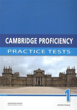 Cambridge Proficiency (CPE) Practice Tests 1 Student's Book -  - 9789963721603