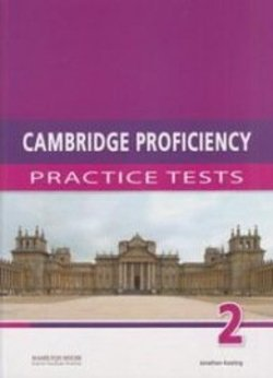 Cambridge Proficiency (CPE) Practice Tests 2 Student's Book -  - 9789963721627